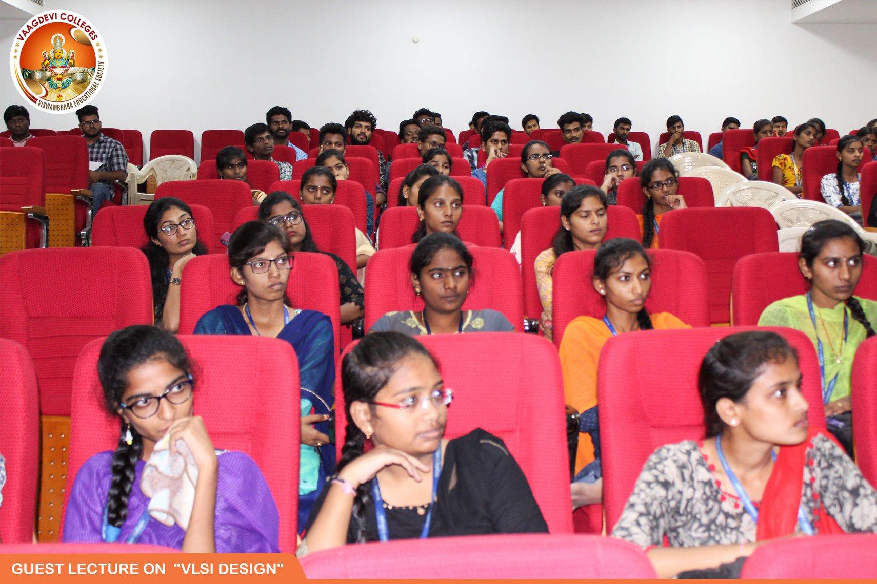 Vaagdevi Engineering College