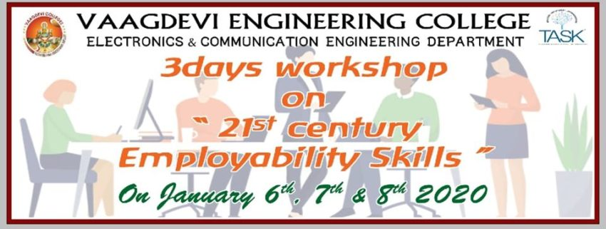 21st CENTURY EMPLOYABILITY SKILLS DAY-1