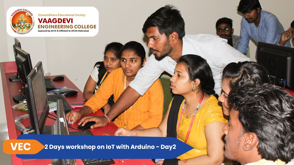 2 Days workshop on IoT with Arduino - Day2