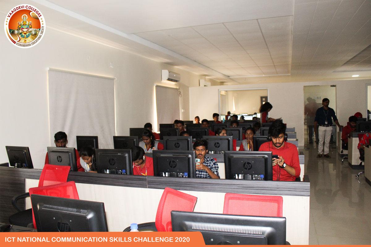 ICT NATIONAL COMMUNICATION SKILLS CHALLENGE 2020
