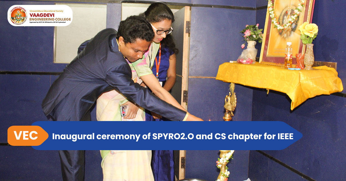 Inaugural ceremony of SPYRO2.0.