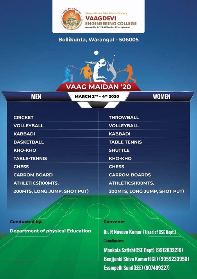 Vaag Maidaan Poster Release Ceremony