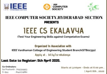 Best Engineering College in Telengana