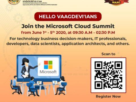Microsoft Cloud Summit